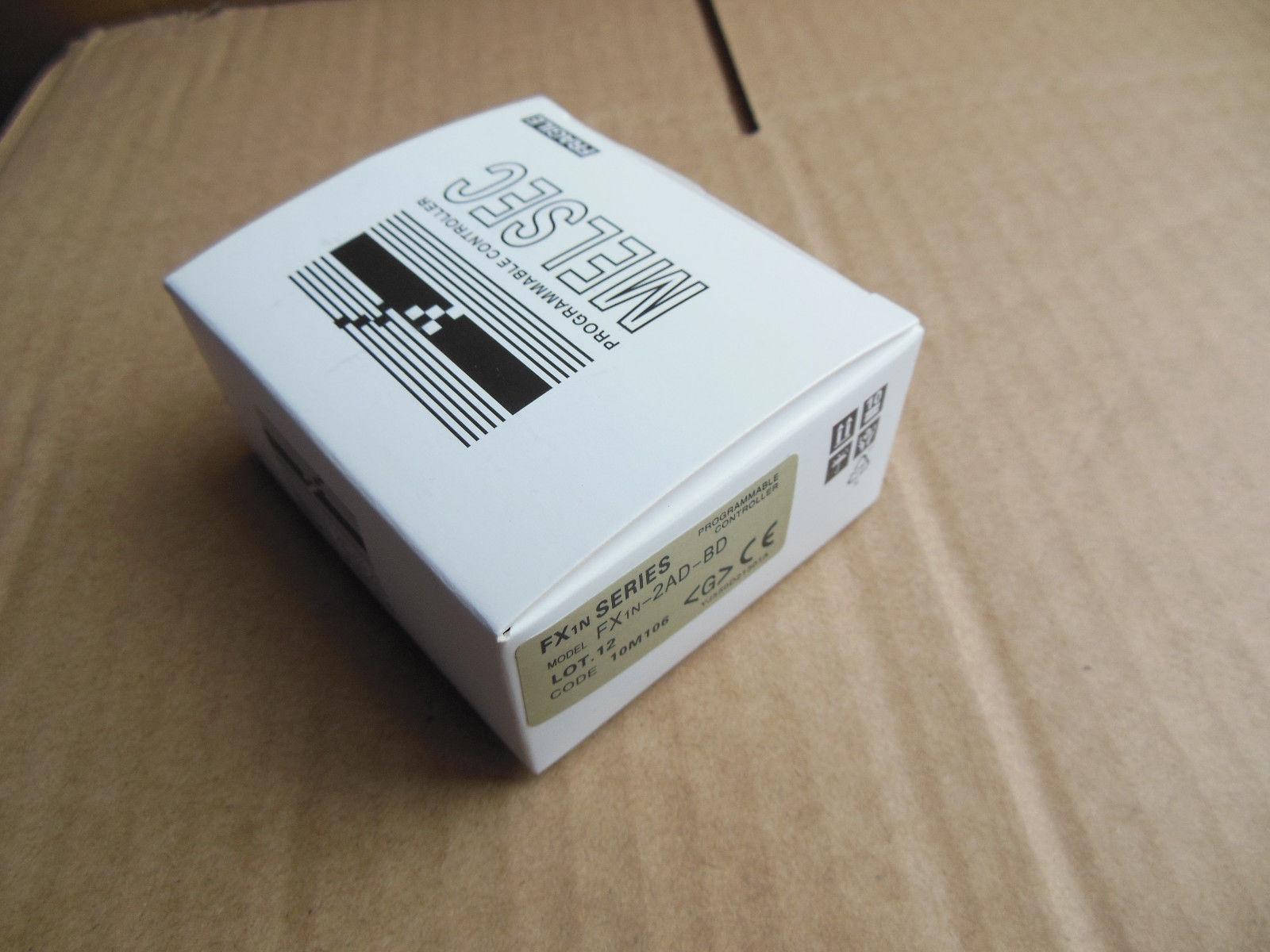 1PC Mitsubishi FX1N-24MR-ES//UL Programable controladores FX 1 n 24 MREs//UL Nuevo En Caja