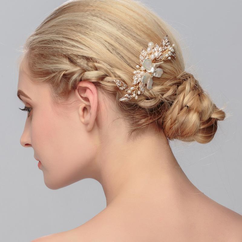 Pearl HairComb (6)