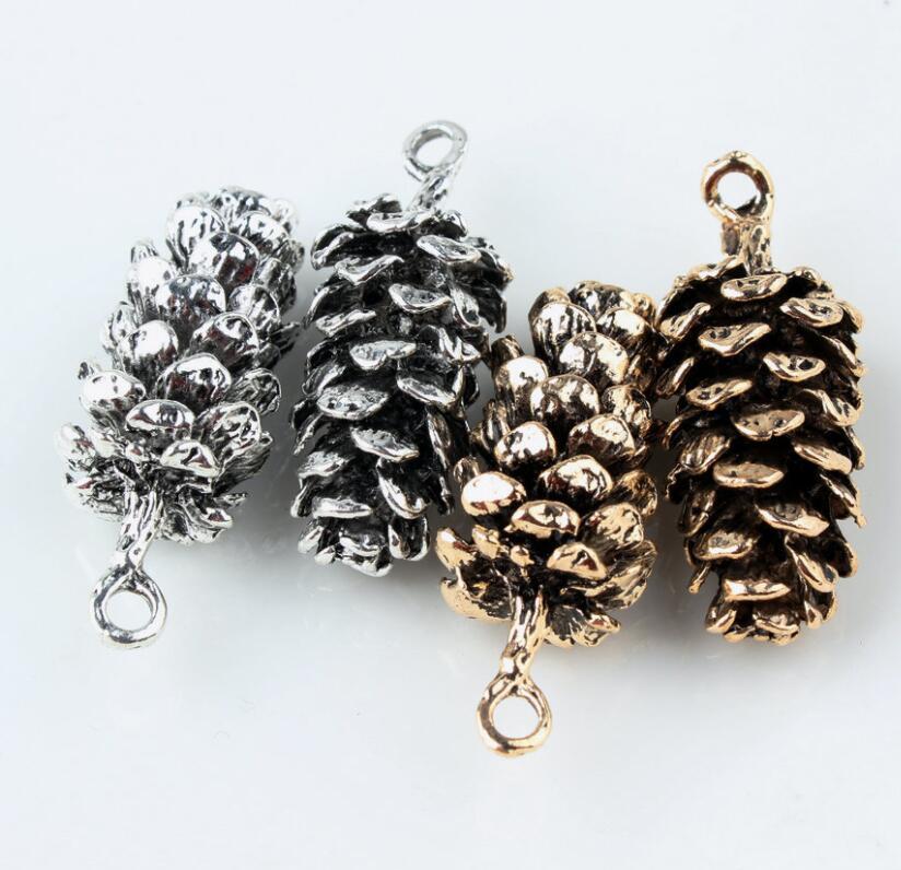 Encanto De Navidad Jingle Bell//colgante tibetano antiguo bronce 6mm 30 encantos Crafts