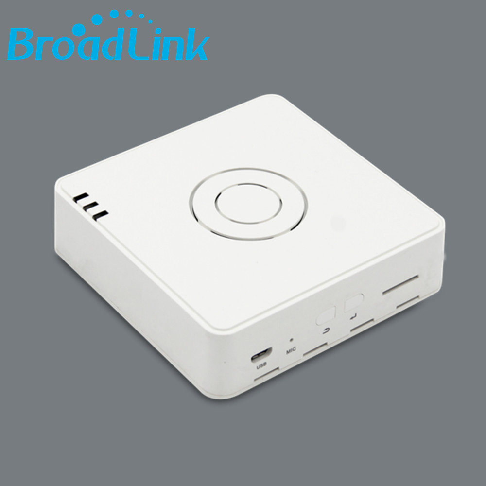 5---Broadlink S2 Host Smart Home Security Alarm Detect Hub WIFI Remote Control Anti-thef Device