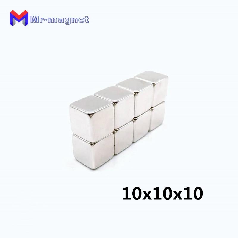 1PC Super Strong Neodymium Magnets Disc Rare-Earth Fridge Magnet 40X5mm N50 ^