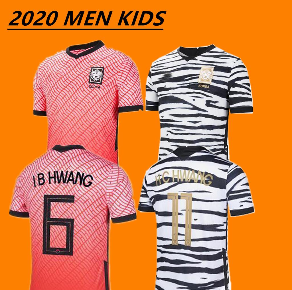 La Corée du Sud T-shirt Femmes Rouge Maillot équipe NR All 10 football coupe du monde 2018