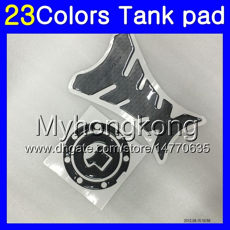 Gas Tank Fairing Round Sticker Decal Emblem for Honda Wing Gel Rubber 55mm Motor