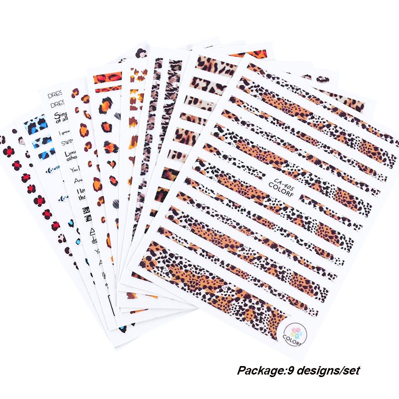 9 designs set