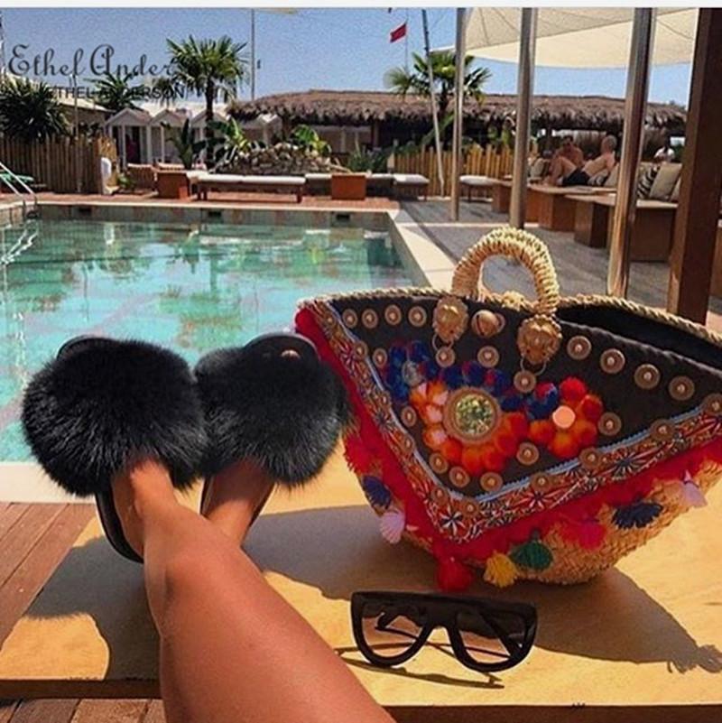 fur slippers (95)