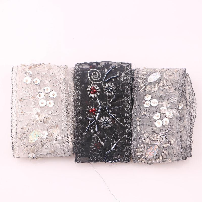 satin flower /& pearl bows 20pcs wedding stationary scrapbook embellishment trim