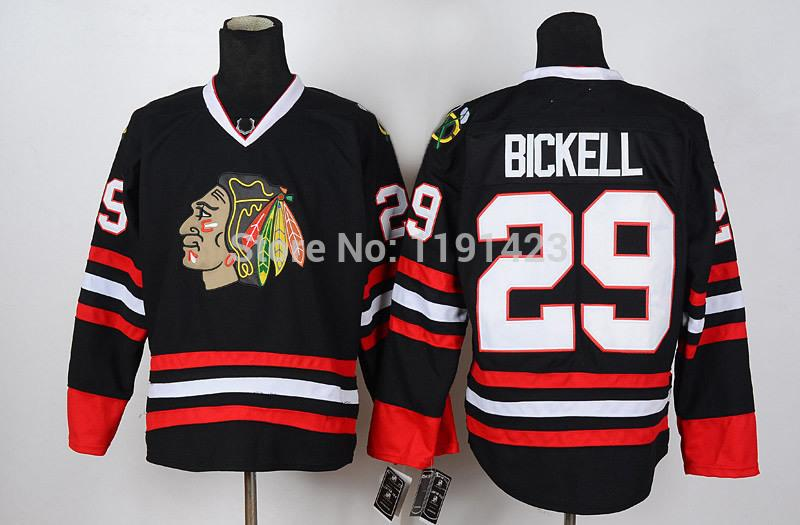 8-Men\`s Chicago Blackhawks Hockey Jerseys #29 Bryan Bickell Jersey Home Red Road White Third Black Cheap Stitched Jerseys China_3.jpg