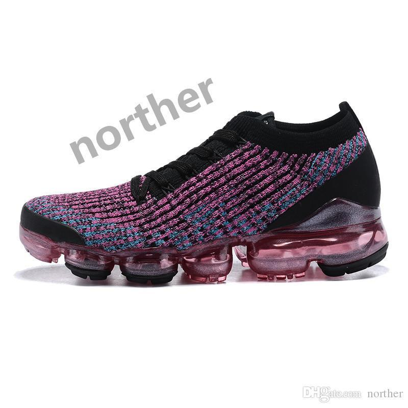 New 2019 Arrival Knit 3.0 Light Pink Cream Navy White Mens Womens Sneakers Midnight Navy Pink Purple Multi-Color Running Shoes