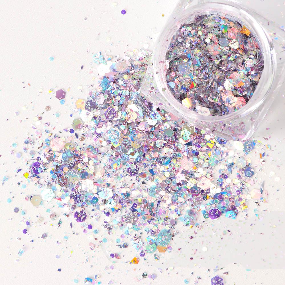 glitter nails 09