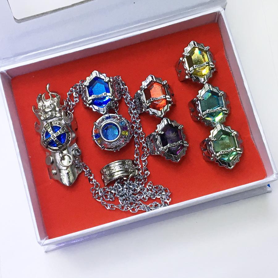 2020 Fashion Jewelry Finger Ring Katekyo Hitman Reborn Sawada