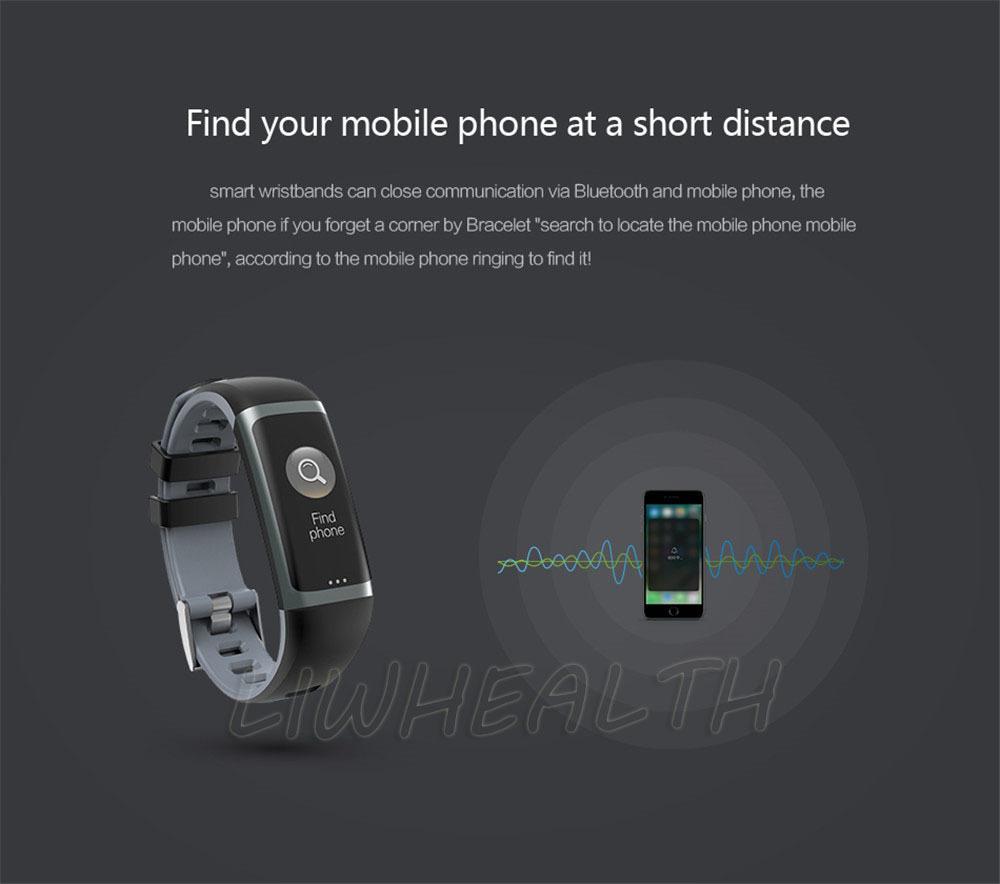 smart watch wristband health heart rate xiaomi mi band 3 (7)
