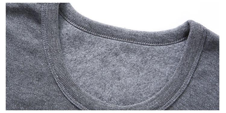 Thermal Underwear For Men Plus Size Thermal Underwear Set Winter Long Johns Men Warm Thermal Underwear Set Thermo Kleding 25