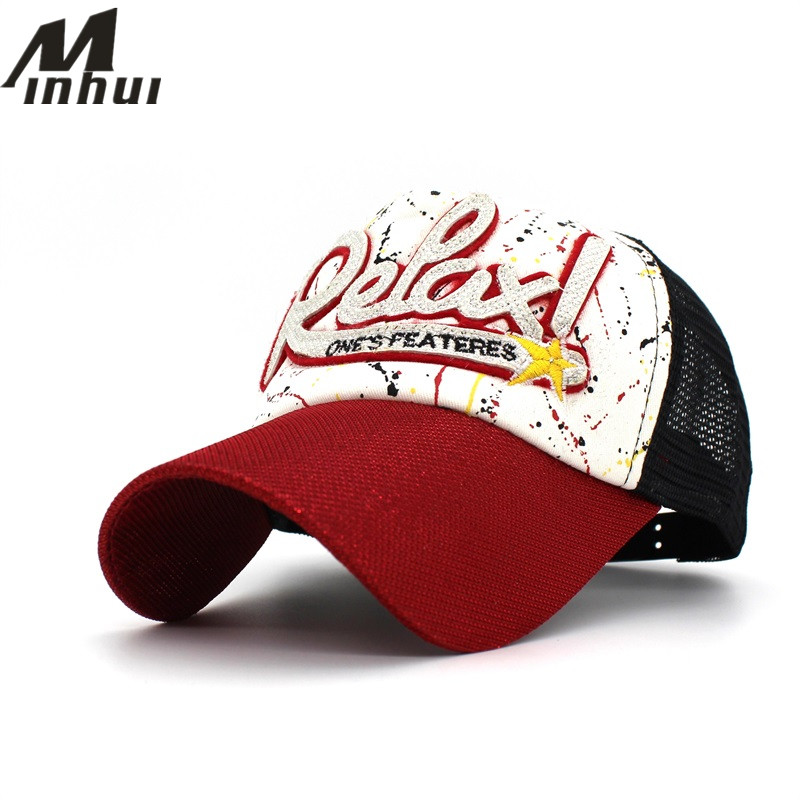 Flat Trucker Hats for Mens/&Womens Rainbow Six Siege Hip Hop Baseball Cap