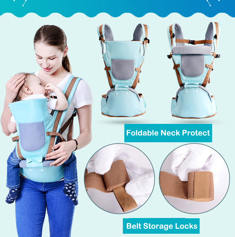 Reasonable 2019 New Design Breathable Baby Carrier 0-36m Front Facing Baby Kangarro Face To Face Baby Backpack Hipseat Baby Sling Activity & Gear Backpacks & Carriers