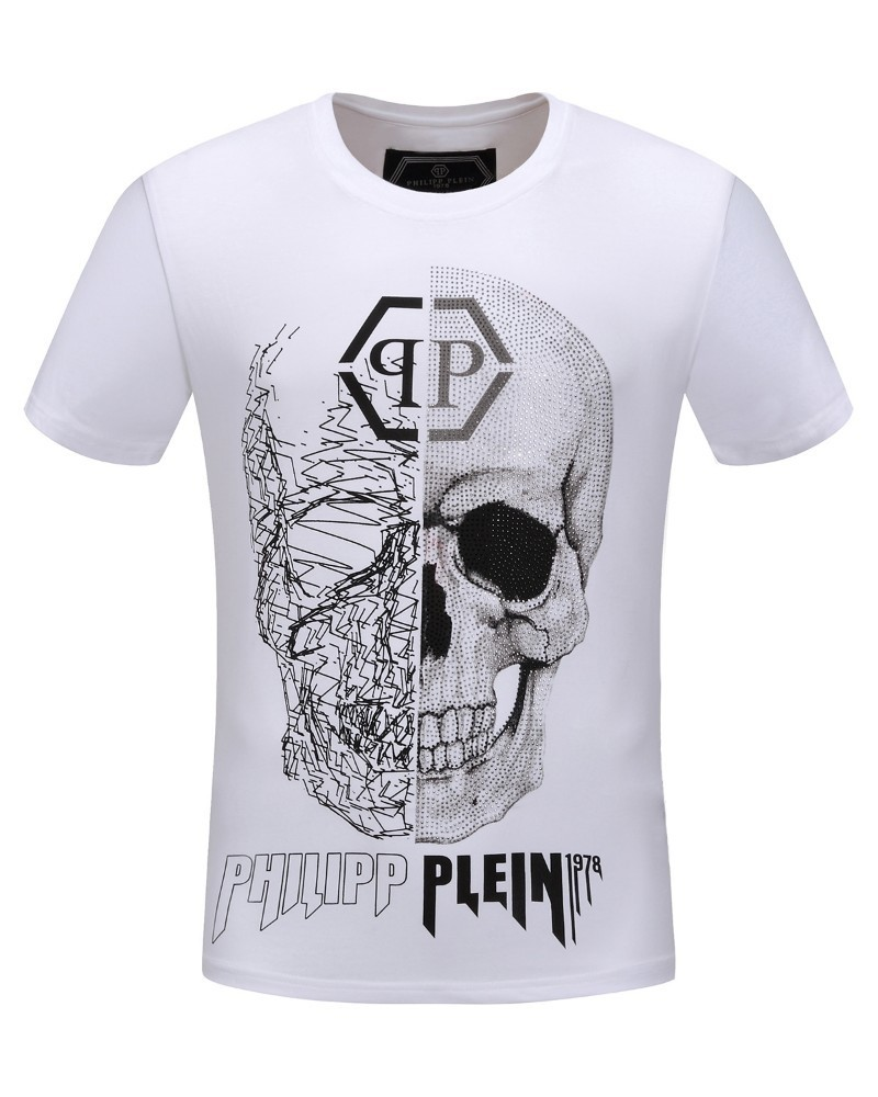 Summer Fashion Male Style Short Sleeve New Pattern Edition Leisure Time designer luxury T-shirt Printing