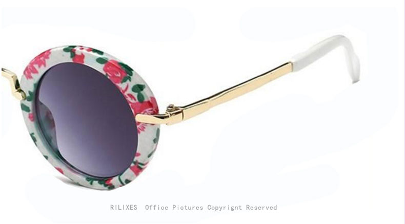 NEW Baby Girls Sunglasses Brand Designer UV400 Protection Lens Children Sun Glasses Cute Kids Sunglasses Cool Goggles (6)