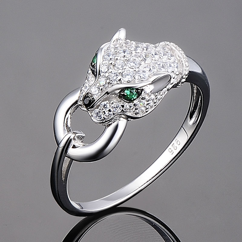 Silver Ring R304390SBGSZSL925-001