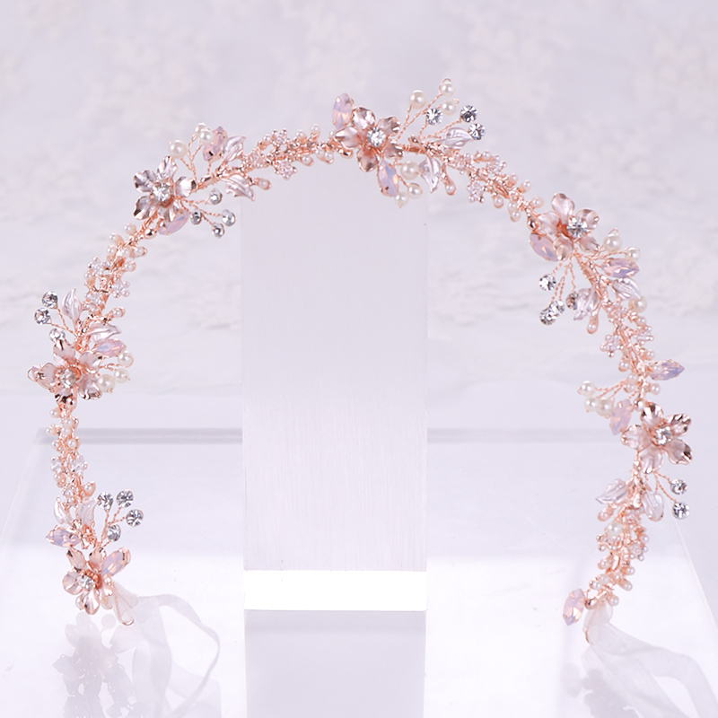 Rose Gold Hair Jewelry (5)