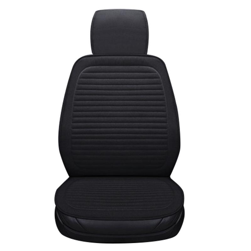Universal Vorne Auto Sitzkissen Sitzbezüge Sitz Rest Pad Schutz Sommer 5Farbe