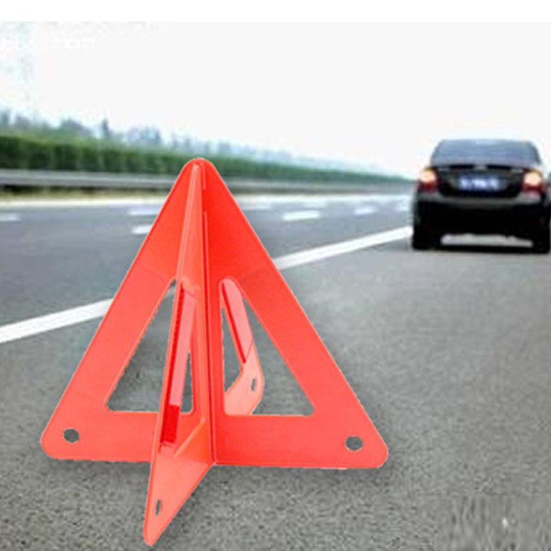 Auto Warndreieck Reflektierende Schild Road Notfall Panne Sicherheit Hazard Warn