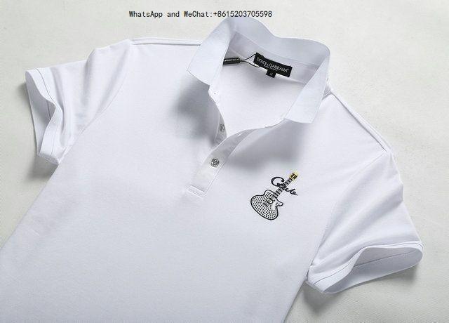 Automne Hommes Style POLO Marée Mâle Mode Loisir Temps Revers Manches Courtes T T-shirt Vêtements Pour Hommes Vêtements