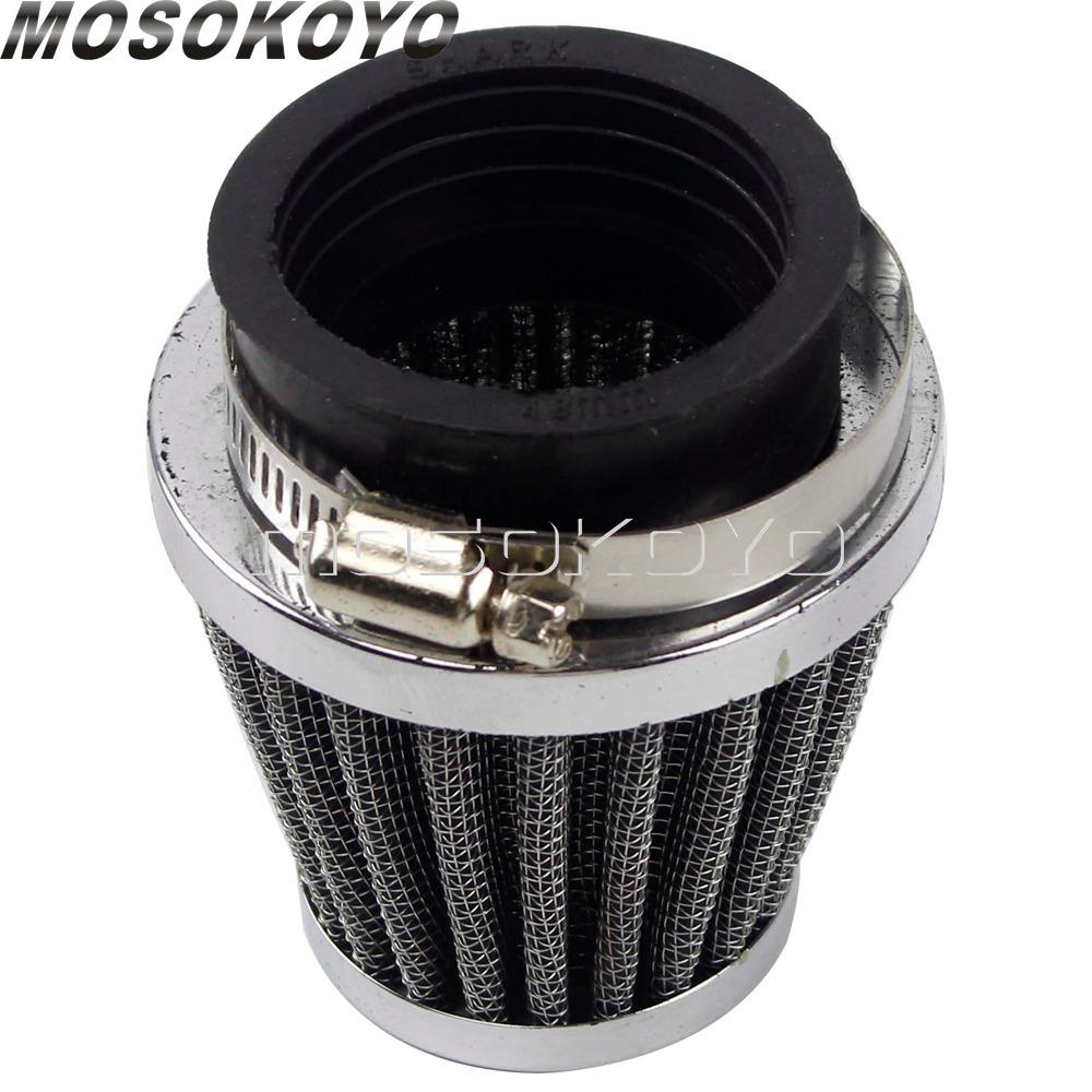 Filtre /à air de Rechange de Moto pour Yamaha YBR125 YBR 125 JYM 2002-2013 EBTOOLS Filtre /à air de Moto