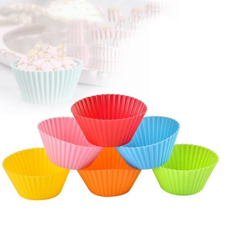 Jelly Color Cupcake Stand Mini Single, Single Glass Cupcake Stand With Dome