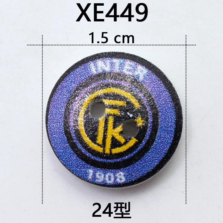 100-pz-15mm-legno-colore-misto-bottoni-dipinto-calcio-FAI-DA-TE-stampa-del-fumetto-di (1)