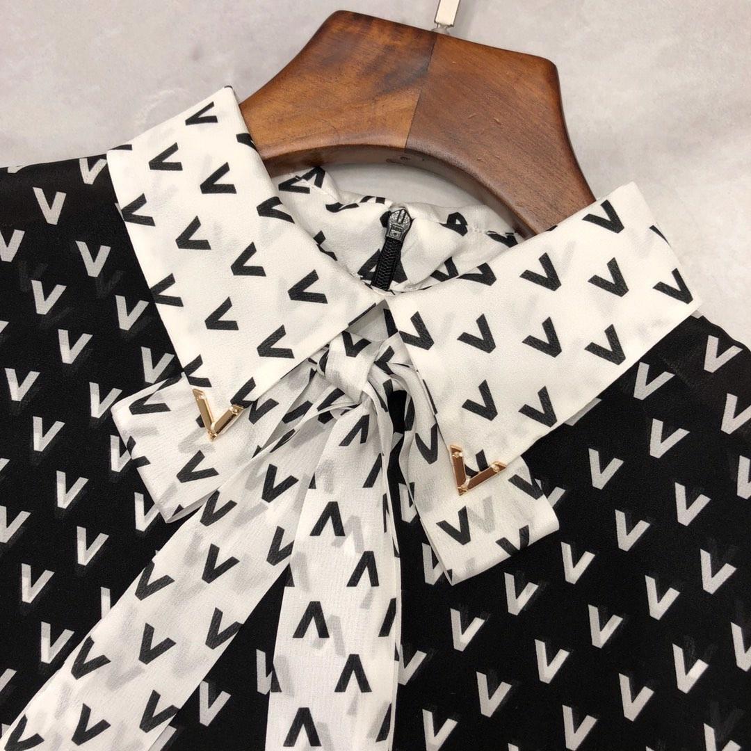 vestido Venta caliente 2019 marca vestidos de verano Falda delgada impresa ropa de mujer vestidos de verano casuales de alta calidad monos de mujer vestidos de mujer2