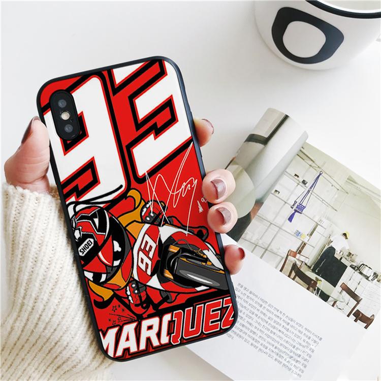 MARC MARQUEZ 93 MOTO GP iPhone 11 Case Cover  Iphone 11 Iphone