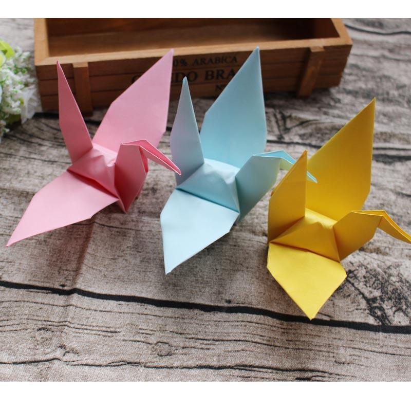 Origami Crane Decoration : 8 Steps - Instructables | 800x800