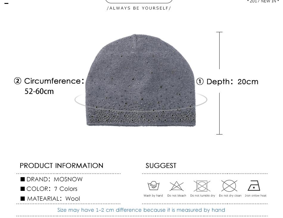 woman winter hats MZ723 (3)