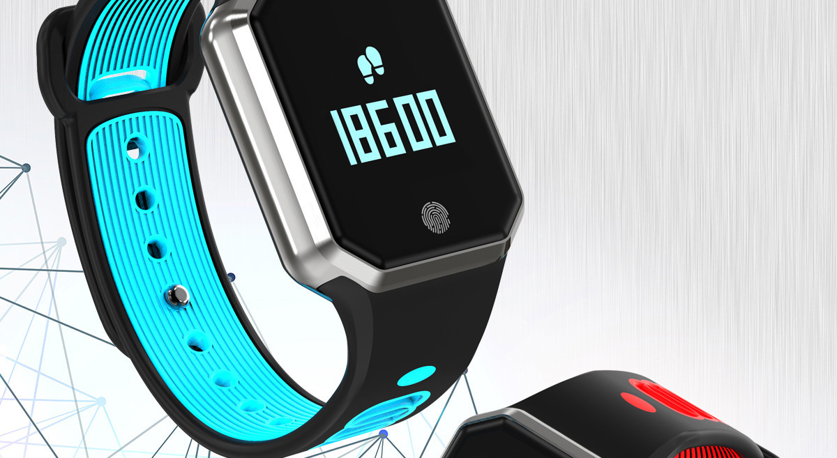 Heart Rate Blood Pressure Bracelet Qw11 Intelligence Bracelet Watchband Removable Waterproof Fashion Motion Plan Step Healthy Bracelet