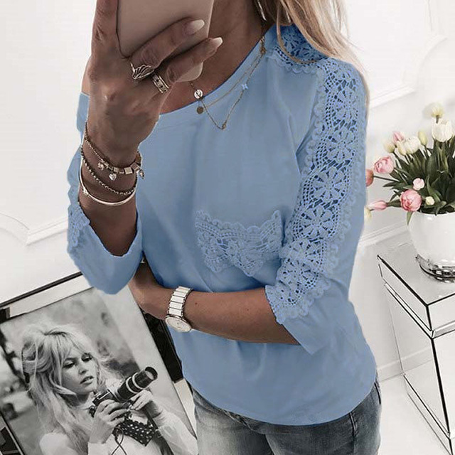 2018-Women-Lace-Pocket-T-shirt-Spring-Hollow-Out-Plus-Size-Female-Top-Autumn-Sexy-Slim.jpg_640x640