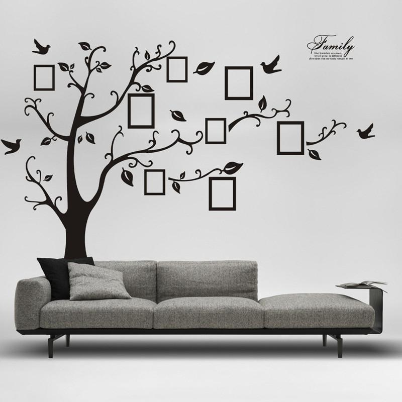 Memory Tree Wall Sticker Decal Mural Home Room Decor Art DIY Removable