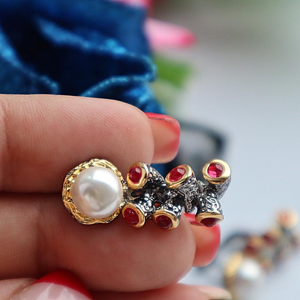 WE3784 gothic earrings (1)