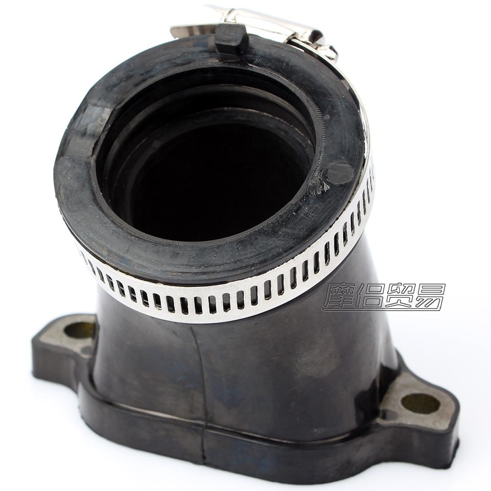 Per Yamaha XT600/XT600Z XT600E 1984/ /2003/moto carburatore//adattatore carburatore interfaccia colla collettori di uscita connettore comune