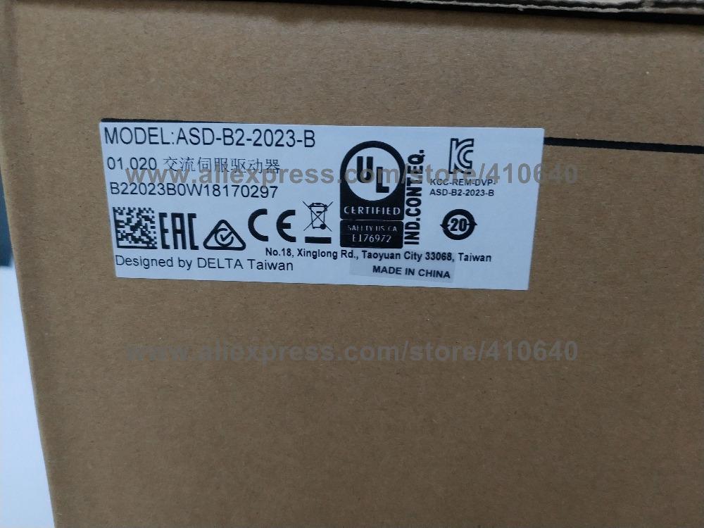 Delta 2Kw Servo Drive ASD-B2-2023-B (25)