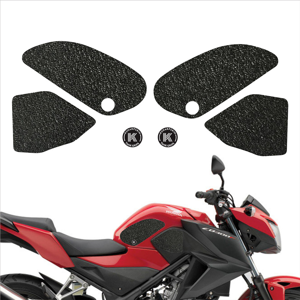 Arashi Anti slip Gas Tank Pad Protector Stickers Knee Grip Traction Side Pads for HONDA CBR1000RR 2008-2011 Motorcycle Accessories CBR 1000 RR CBR1000 1000RR White 2009 2010