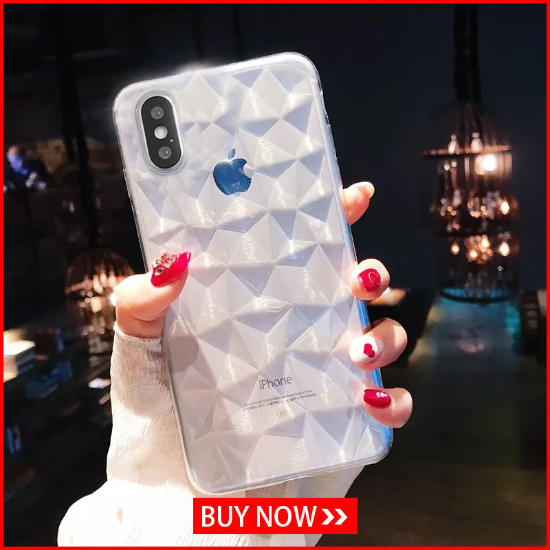 Ascromy-For-Apple-iPhone-7-Plus-Case-3D-Vogue-Diamond-Pattern-Protective-Soft-TPU-Cover-For1 (1)
