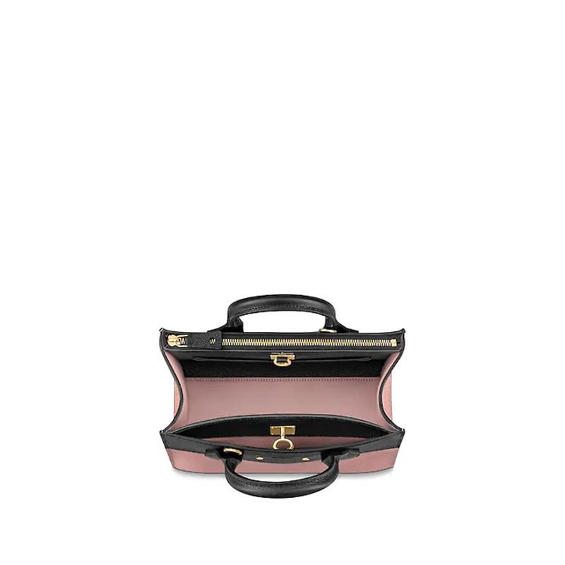 / handbag CITY STEAMER PM leather shoulder slung handbag M51590