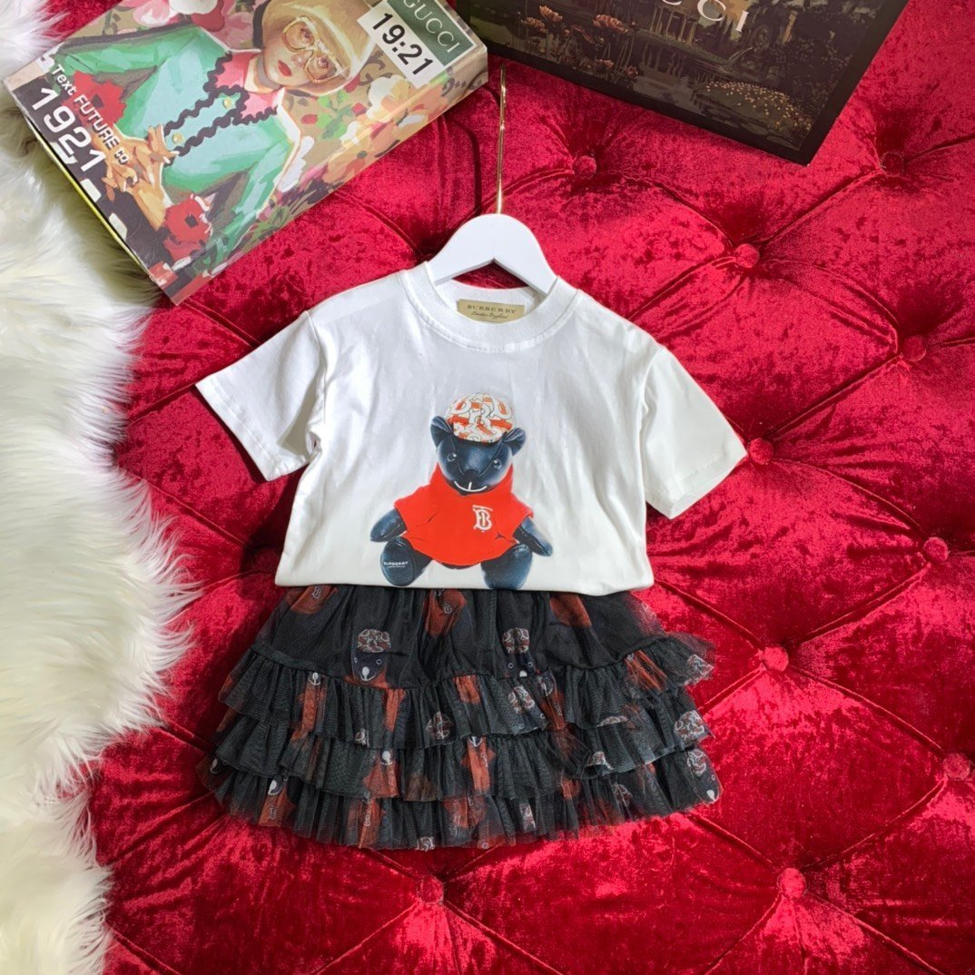 Baby Girls Dress Set 2019 Children Infant Kid Girls Letter Print Net Yarn Dress Casual Outfits Clothes