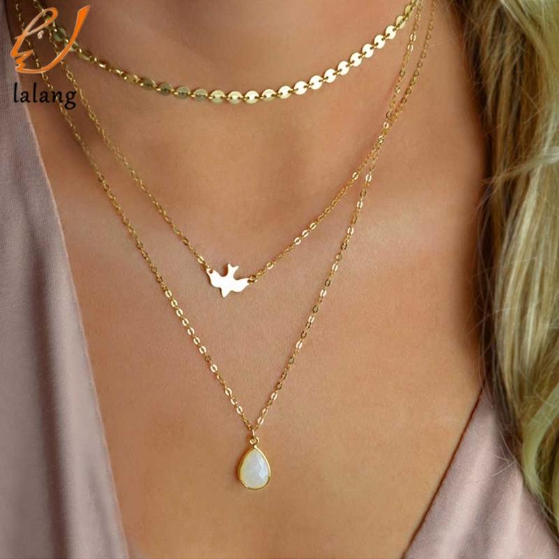 SALE 925 Sterling Silver Outline Dove Pendant Necklace NEW Spring Design