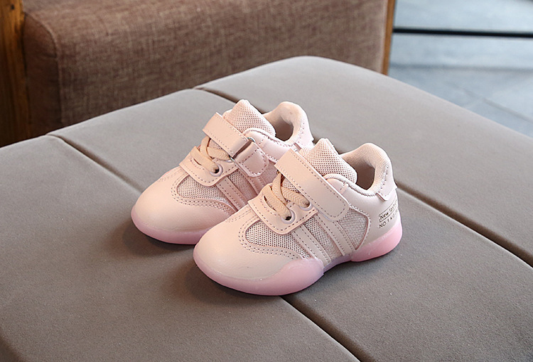 Autumn Children Ventilation Noodles Sneakers Girl Net Shoes Catamite Baby Sandals Casual Shoes Kids Fashion Girls
