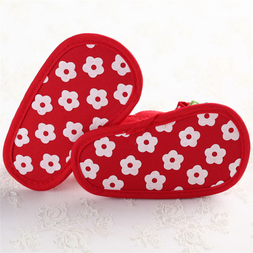 Summer Baby Girl Sandals Toddler Newborn Baby Girl Crib Flower Soft Sole Anti-slip Sneakers Canvas Sandals NDA84L25 (9)