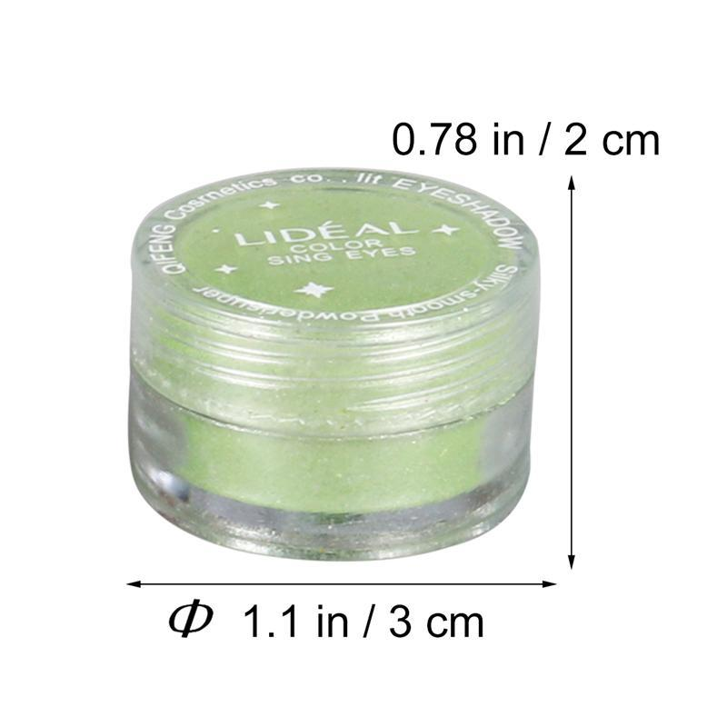 Multi-colors Cold Smoked Warmer Glitter Shimmer Pearl Loose Eyeshadow Pigments Mineral Eye Shadow Dust Powder D5