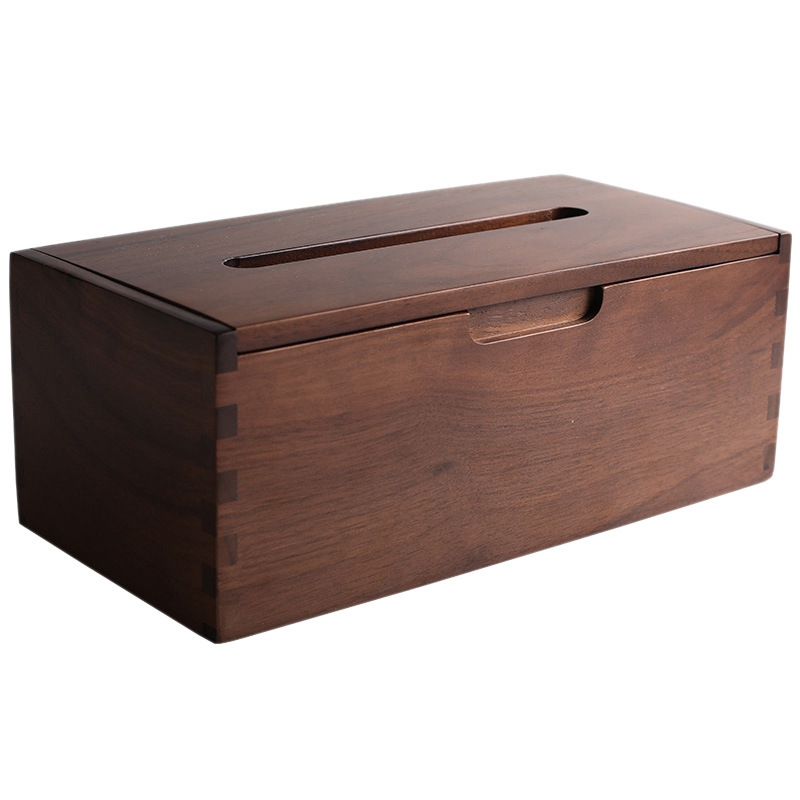 Creative Cotton Linen Multifunction Storage Box Tissue Case with 6 Pouch Home Tissue Container Towel Tissue Organizer Holder Beige
