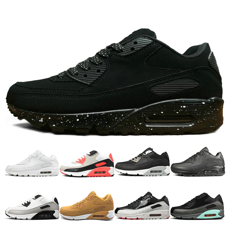 New Men Womens Running Shoes Yellow Red Blue Black White Sports Trainer Cushion Mens Breathable Outdoor Tennis Shoes EUR 36-45