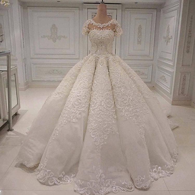 Vestiti Da Sposa Fantastici.Sconto Maniche Fantastiche Vestiti Da Sposa 2020 Maniche