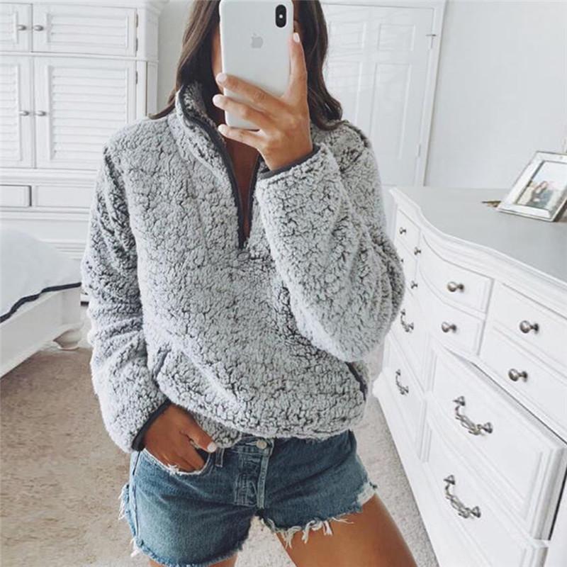 zipper jacket women18